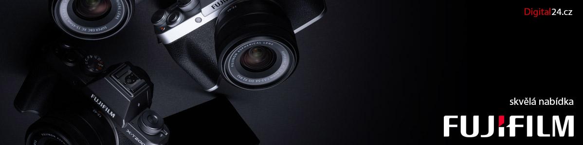 Digitální fotoaparát Fujifilm