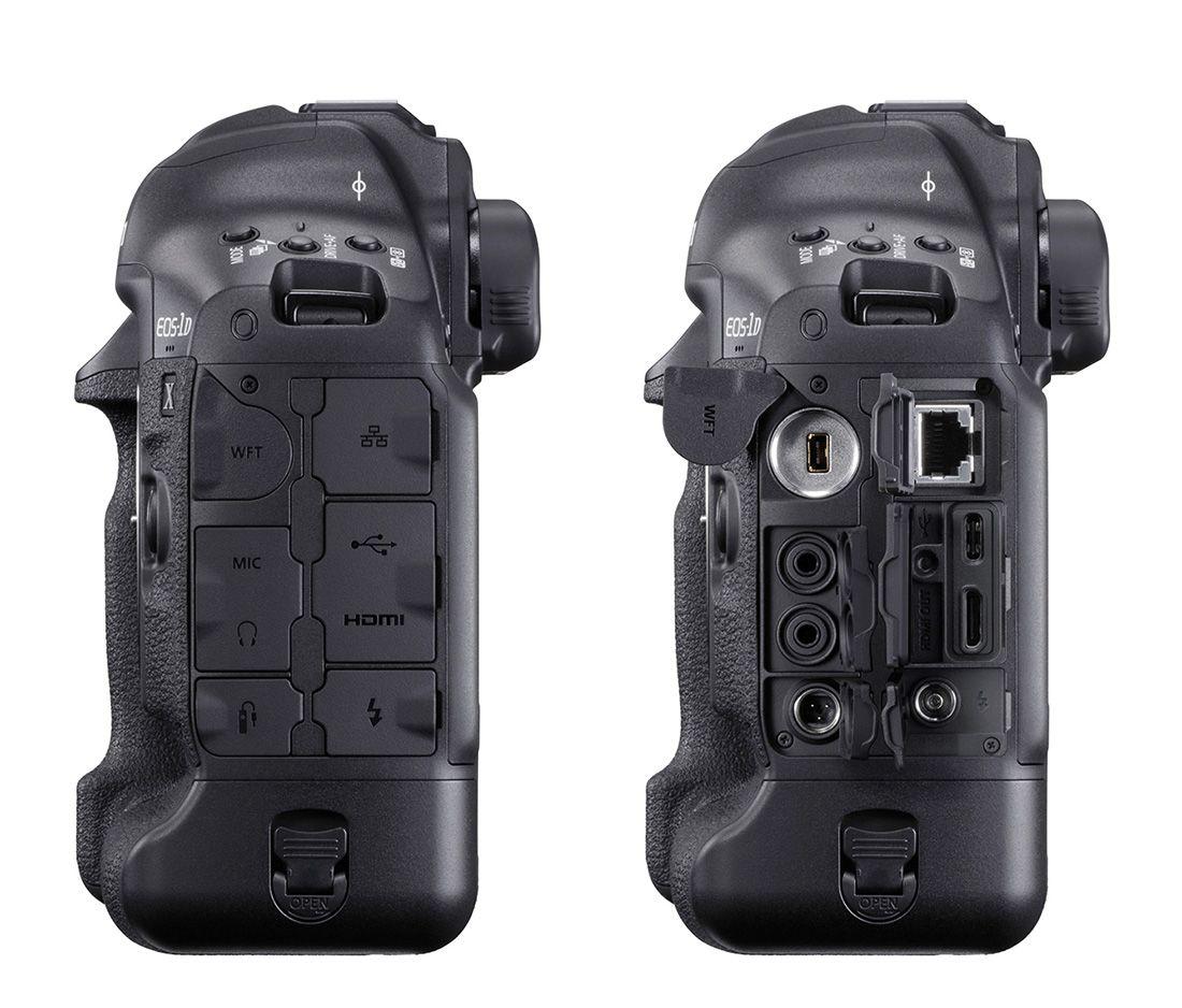 Vlajková loď Canon EOS 1DX Mark III. Foto 4