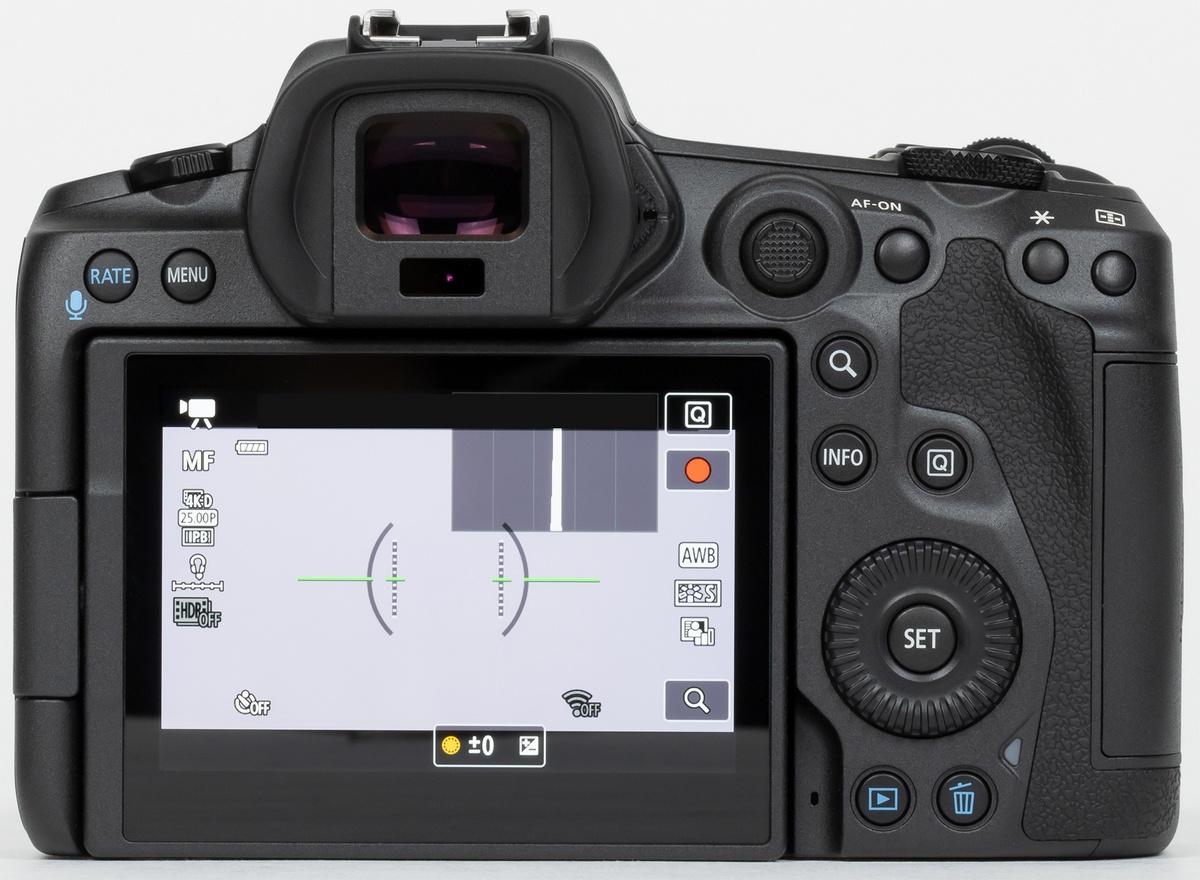 Canon EOS R5. Foto 2
