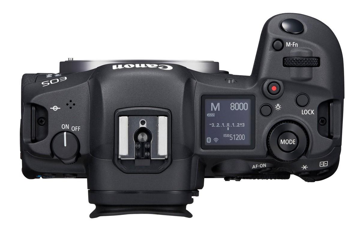 Canon EOS R5. Foto 3