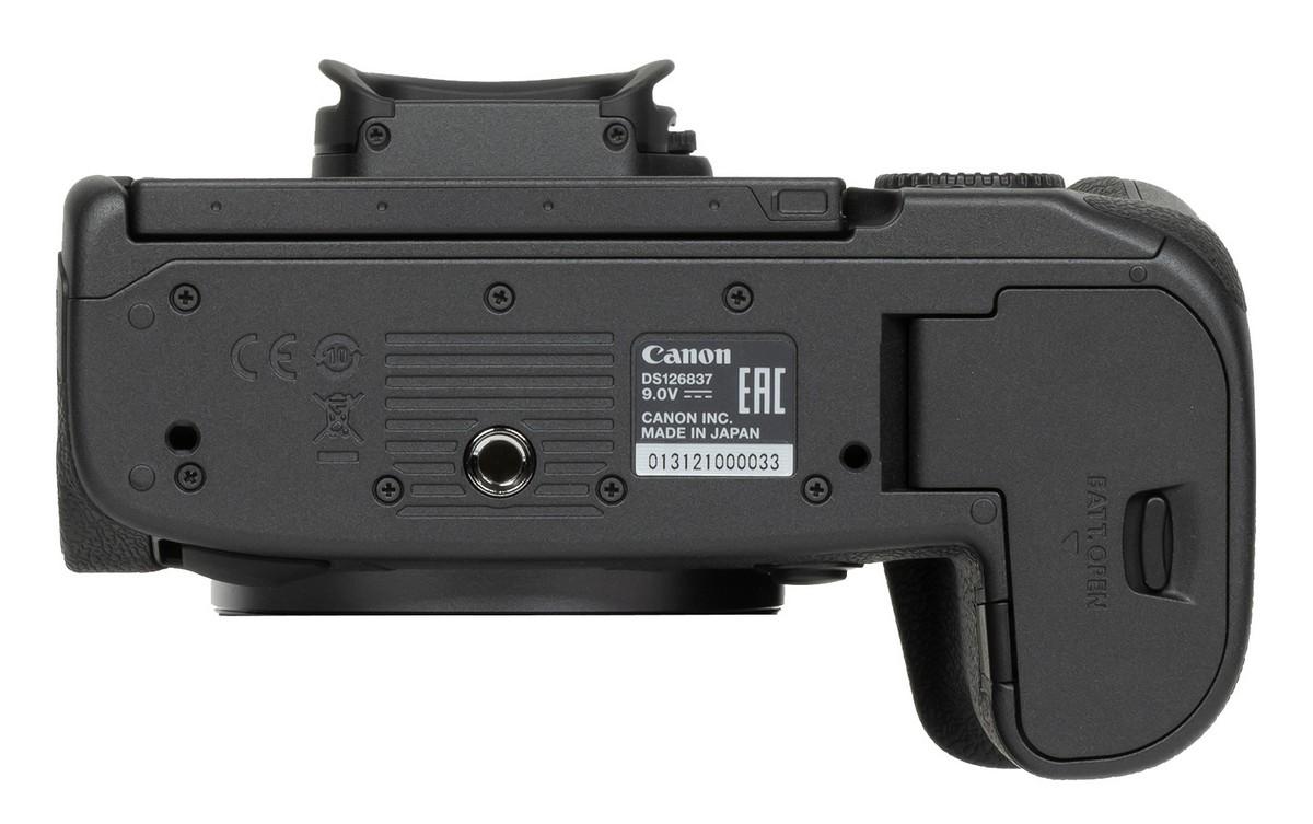 Canon EOS R5. Foto 4