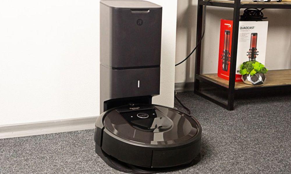 iRobot Roomba i7+. Foto 4