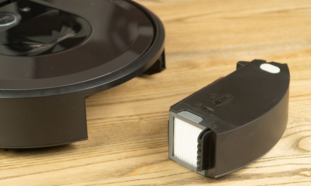 iRobot Roomba i7+. Foto 7