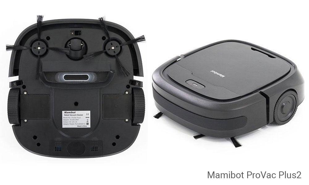 Mamibot ProVac Plus2