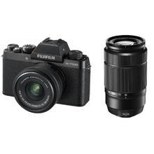 Fujifilm X-T100 + XC 15-45mm f/3.5-5.6 + XC 50-230mm f/4.5-6.7