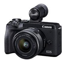 Canon EOS M6 Mark II + 15-45 mm+ EVF