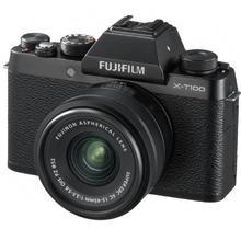 Fujifilm X-T100 černý + XC 15-45mm f3.5-5.6 OIS PZ
