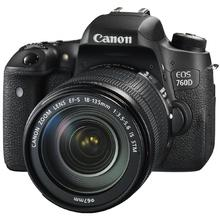 Canon EOS 760D + EF-S 18-135 IS STM