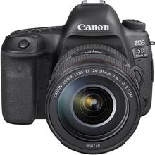 Canon EOS 5D Mark IV body +  24-105mm f4L IS II USM