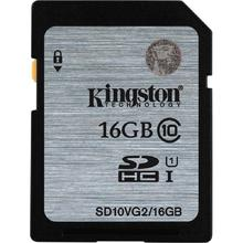 Kingston SDHC 16GB UHS-I