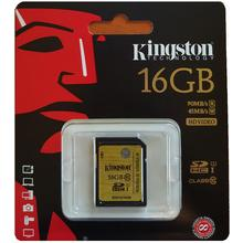 Kingston SDHC 16GB Ultimate class 10
