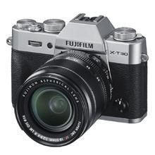 Fujifilm X-T30 +  XF 18-55 mm Silver
