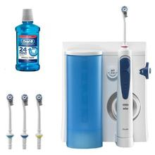 Braun Oral-B Care Oxyjet MD20 + MouthWash