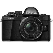 Olympus E-M10 Mark II + 14-42mm, černá