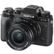 Fujifilm X-T2 + 18-55 mm černý