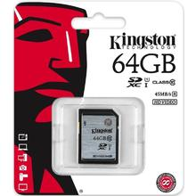 Kingston SDXC 64GB Class 10 UHS-I