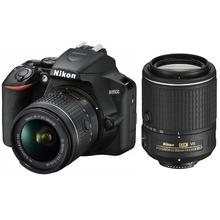 Nikon D3500 + 18-55mm AF-P DX VR + 55-200mm AF-S DX VR