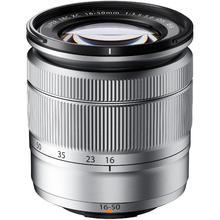 Fujifilm XC 16-50mm f/3.5-5.6 OIS II stříbrná