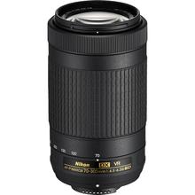Nikon 70-300mm F/4.5-6.3G ED AF-P DX VR