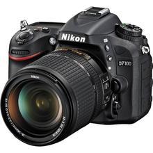 Nikon D7100 + 18-140 mm f/3,5-5,6G ED VR