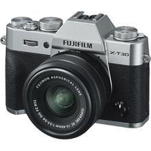 Fujifilm X-T30 +  XC 15-45 mm Silverer