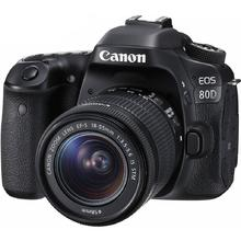 Canon EOS 80D + 18-55 mm IS STM