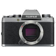 Fujifilm X-T100 Body, Černá / stříbrná