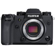 Fujifilm X-h1 tělo černé  VRÁCENO VE 14 DNECH