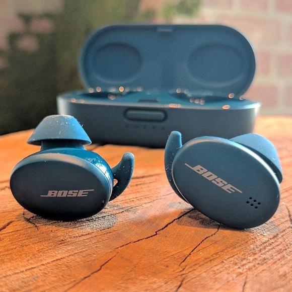 Bose Sport Earbuds, Blue  - 1