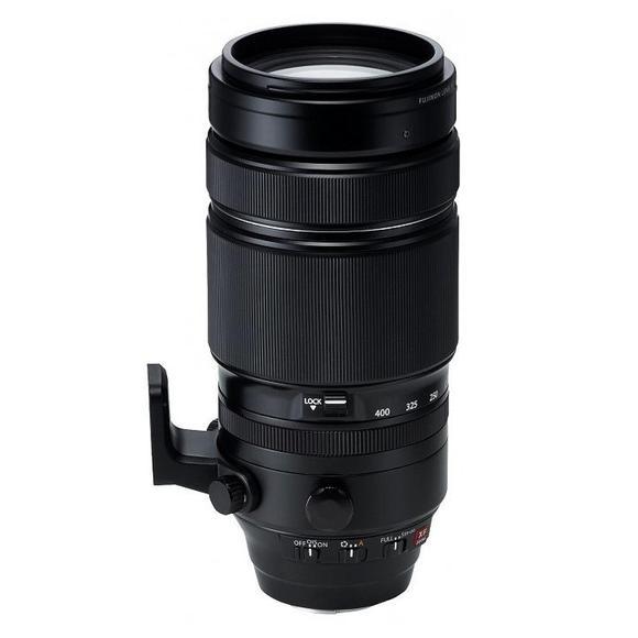 Fujifilm Fujinon XF100-400mm F4.5-5.6 R LM OIS WR  - 1