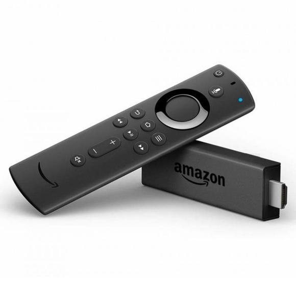 Amazon Fire TV Stick 4K mit Alexa  - 1