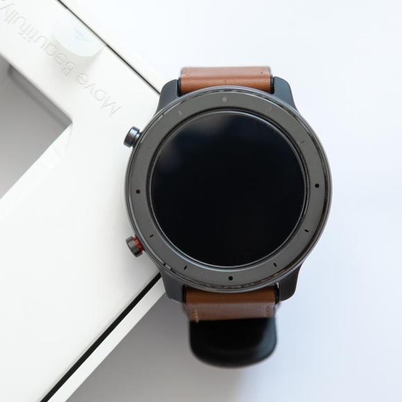 Xiaomi Amazfit GTR 47mm Aluminum Alloy  BAZAR. Použité. Nefunguje GPS.  - 1