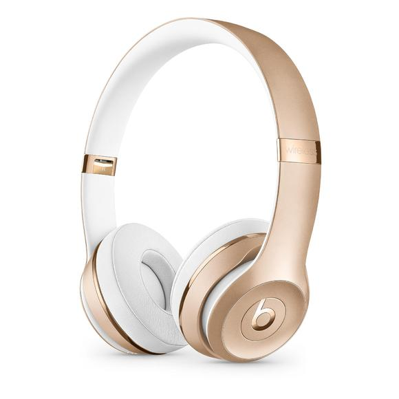 Beats Solo3 Wireless Gold  - 1