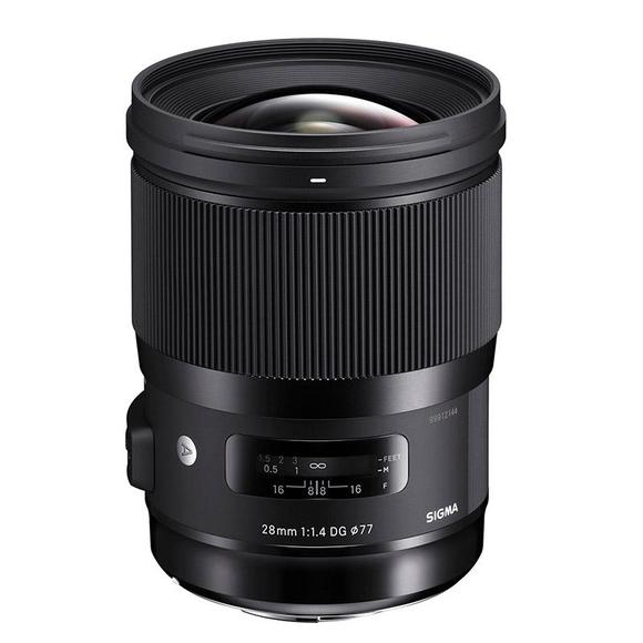 Sigma 28mm f/1,4 DG HSM Art Canon  - 1