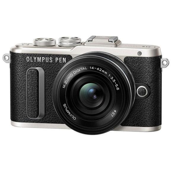 Olympus E-PL8 + M.Zuiko 14-42 mm f/3,5-5,6 II R, Black  - 1