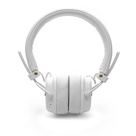 Marshall Major III Bluetooth White  - 1