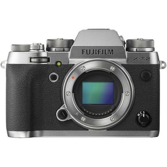 Fujifilm X-T2 stříbrný  - 1