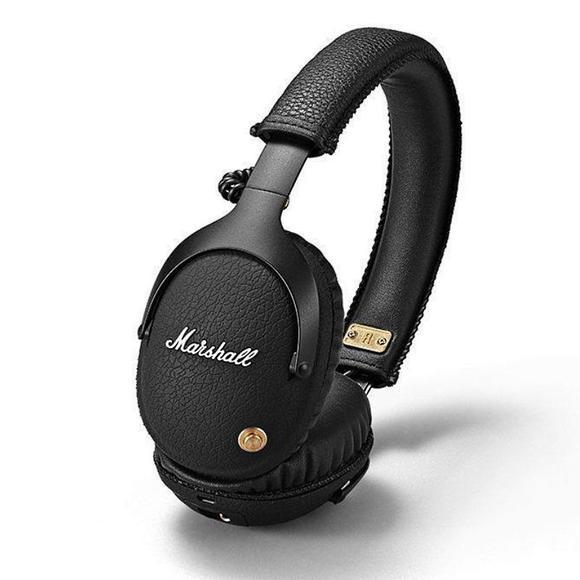 Marshall Monitor Bluetooth, Black  - 1