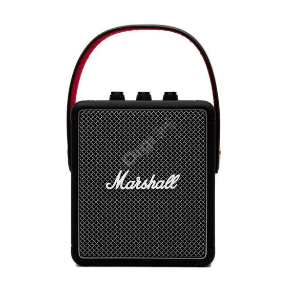 Marshall Stockwell II, black  - 1