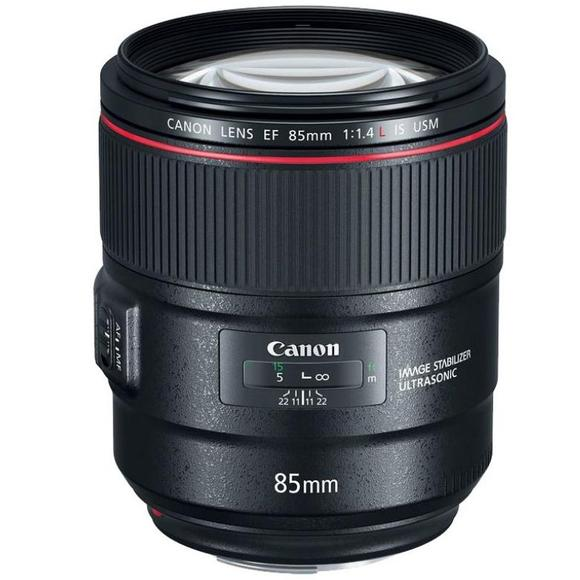 Canon EF 85mm f/1.4L IS USM  - 1