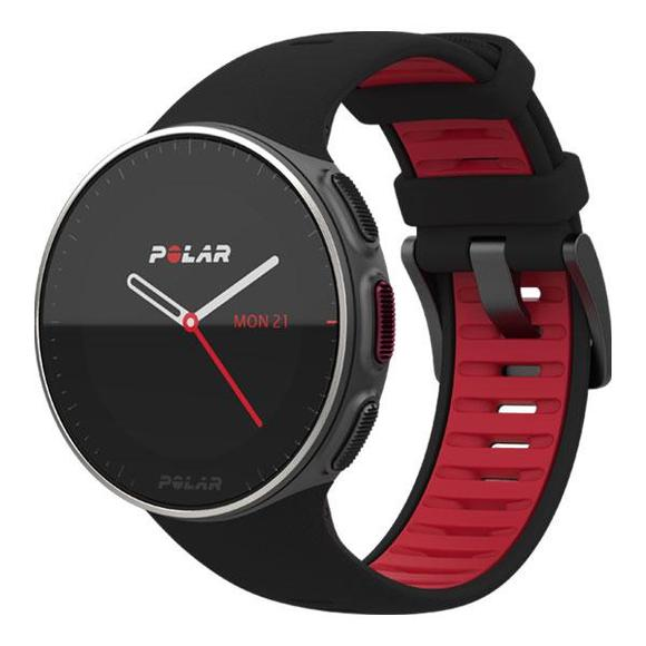 Polar Vantage V - Titan Black, Red  - 1