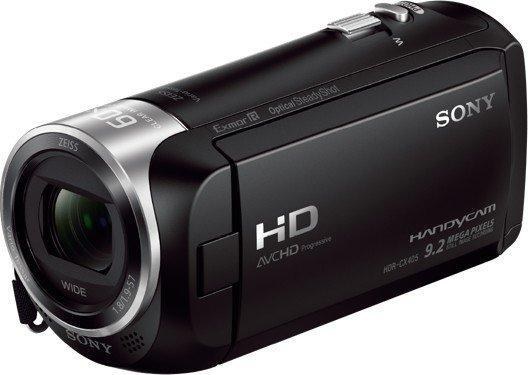 Sony HDR-CX405 black  - 1