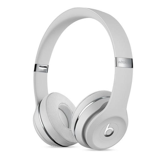 Beats Solo3 Wireless Satin Silver  - 1