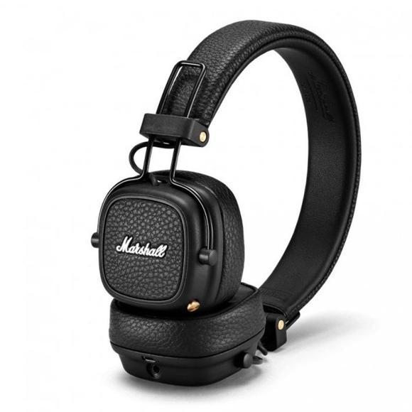 Marshall Major III Bluetooth Black  VRÁCENO VE 14 DNECH  - 1