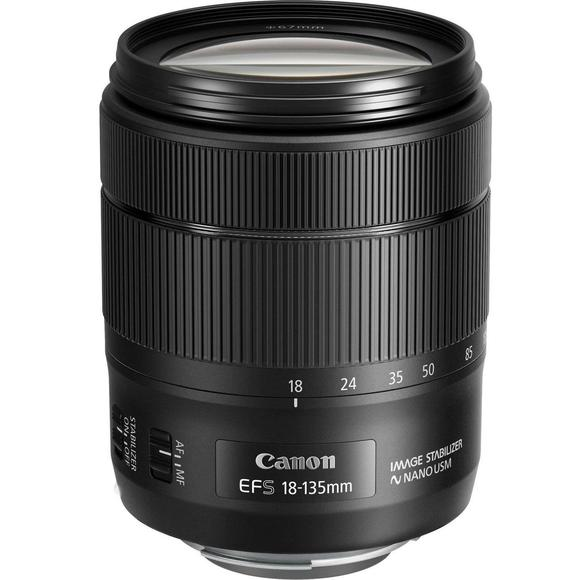Canon EF-S 18-135mm f/3.5-5.6 IS NANO USM  - 1