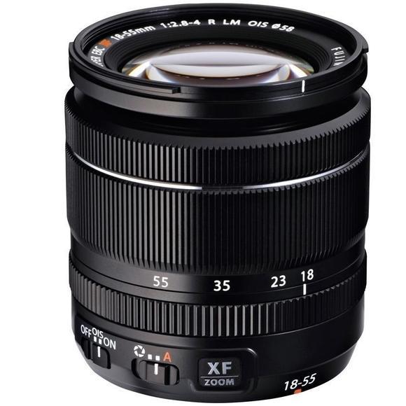Fujifilm XF 18-55mm f/2,8-4 R LM OIS  - 1