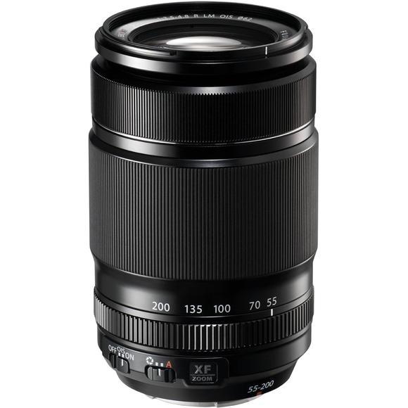 Fujifilm XF 55-200mm F/3.5-4.8 R LM OIS  - 1