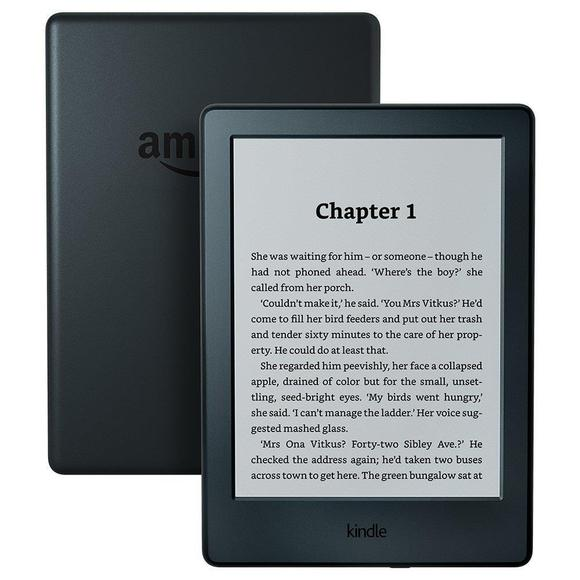 Amazon New Kindle Touch 2019, 8GB, Black  - 1