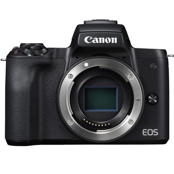 Canon EOS M50 Black Body  - 1