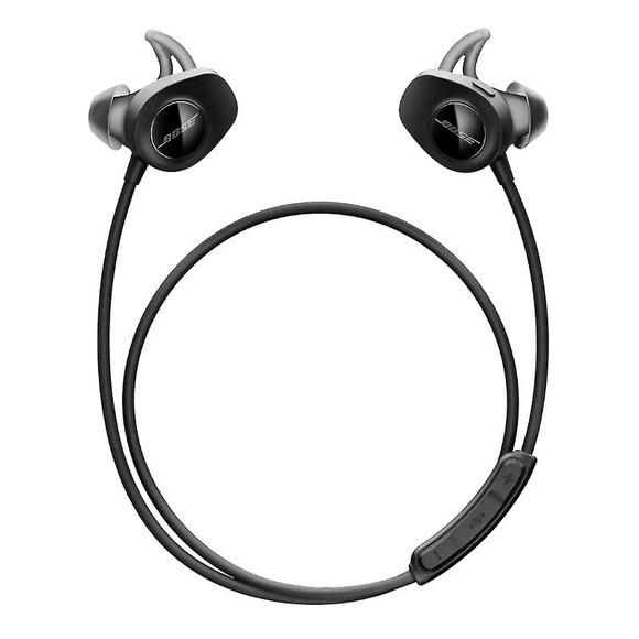 Bose SoundSport Wireless Headphones, Black  - 1